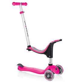 Globber Globber GO-UP 4-in-1 Scooter - Pink