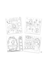 Djeco Colour & Peek: Pupi's Little Doors