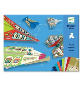 Djeco Origami: Folding Airplanes