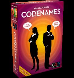 CGE Codenames Game