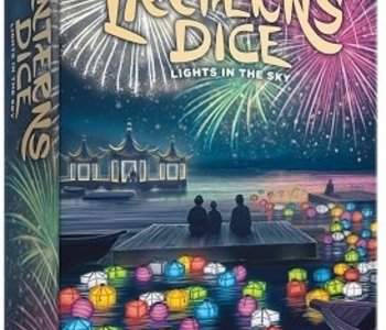 Lanterns Dice Game: Lights in the Sky
