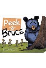 Hyperion Books Peek-a-Bruce