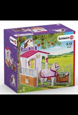 Schleich® Horse Club Horse Stall w Lusitano Horses