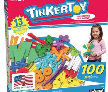 TinkerToy 100pc Set