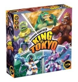 iello King of Tokyo 2nd Ed.