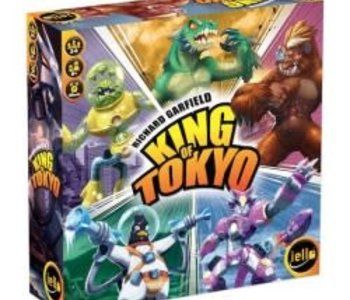 King of Tokyo 2nd Ed.