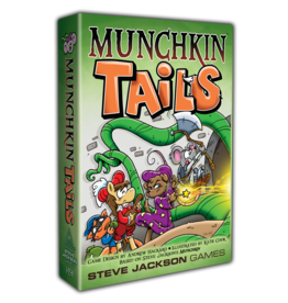 Steve Jackson Games Munchkin Tails Game