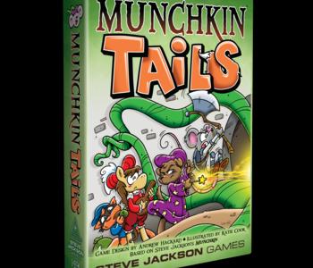 Munchkin Tails Game