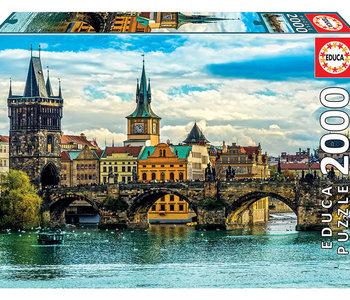 View of Prague 2000pc Puzzle