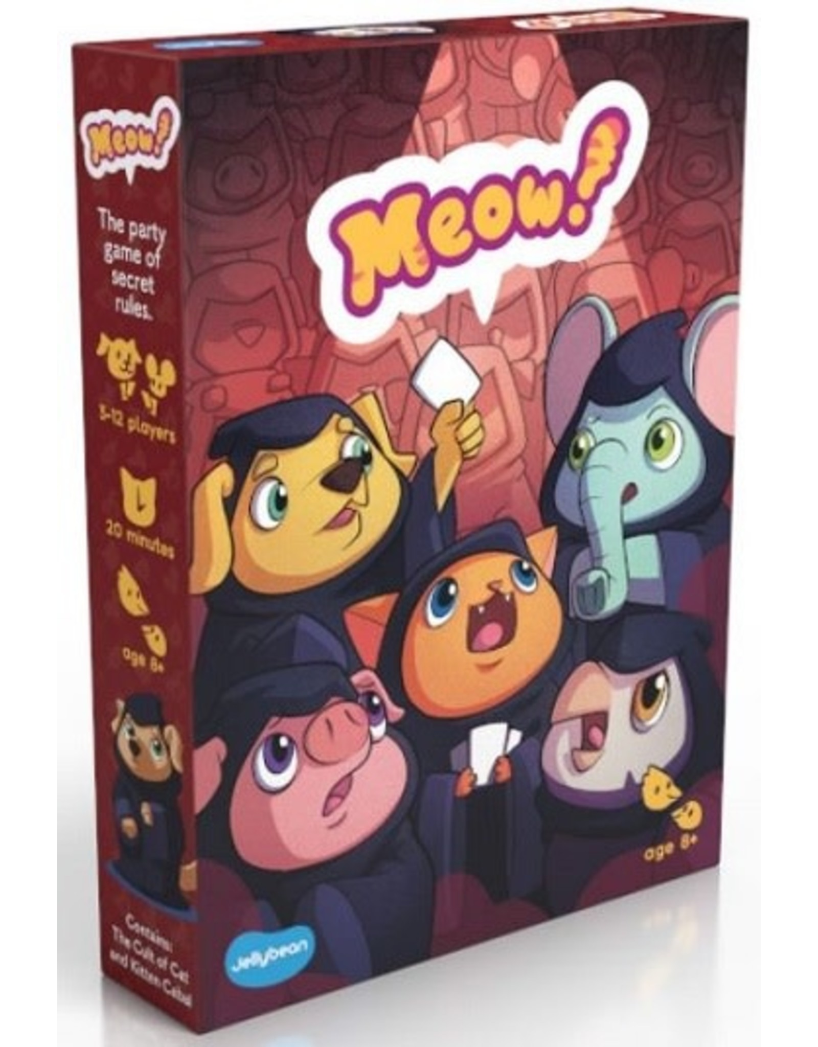 Meow! Card Game