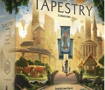 TAPESTRY A Civilization Game