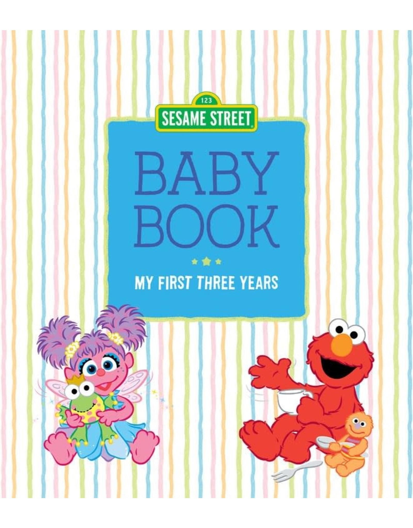 Running Press Sesame Street Baby Book