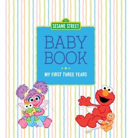 Running Press Sesame Street Baby Book