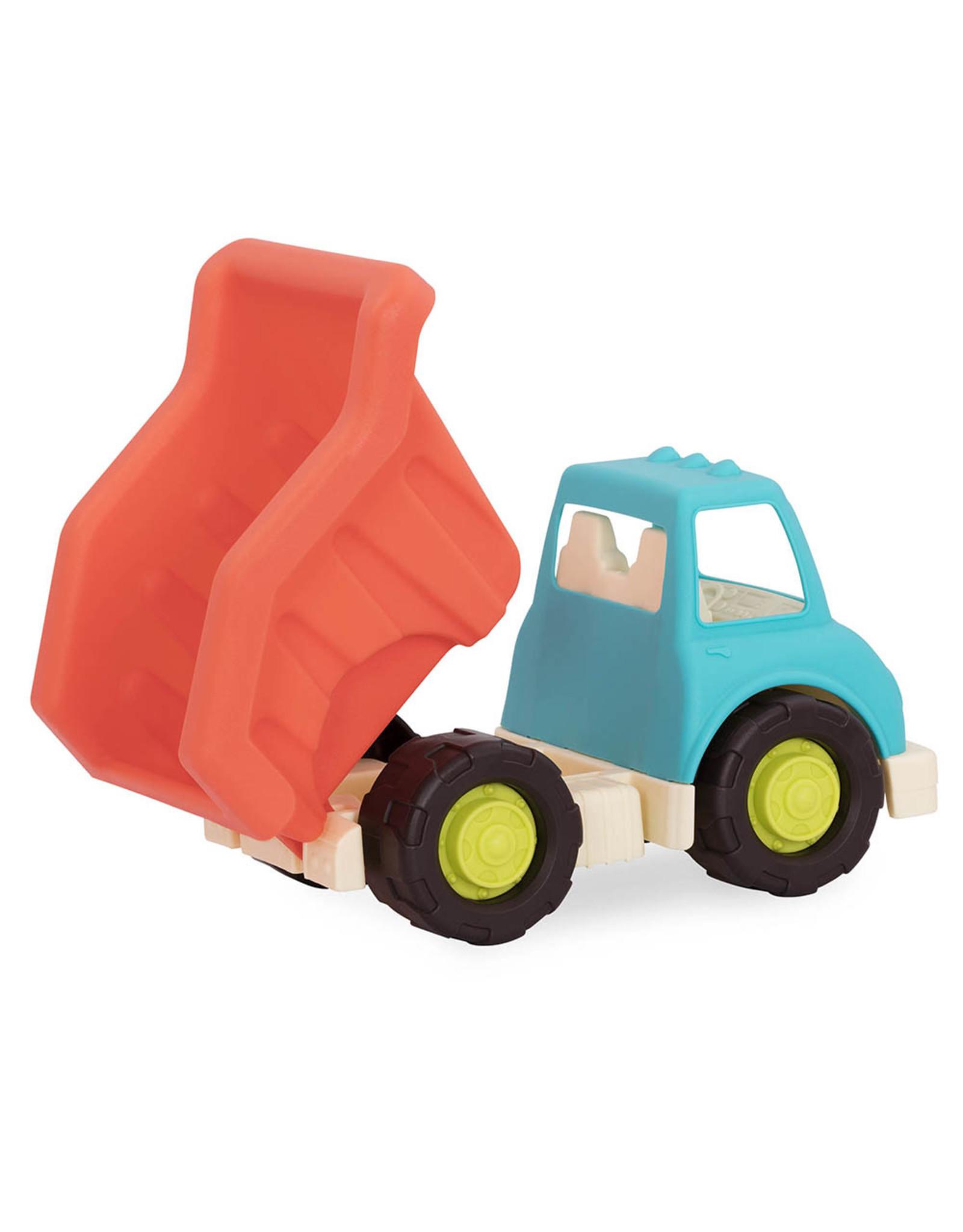B. Happy Cruisers Dump Truck