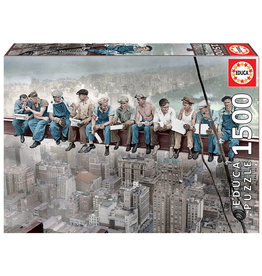Educa Breakfast in New York 1500pc Puzzle