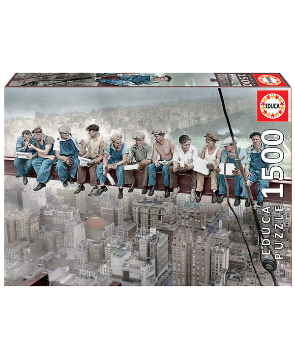 Breakfast in New York 1500pc Puzzle