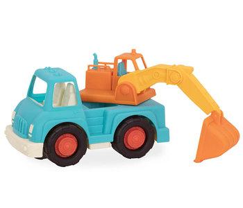 Happy Cruisers Excavator Truck