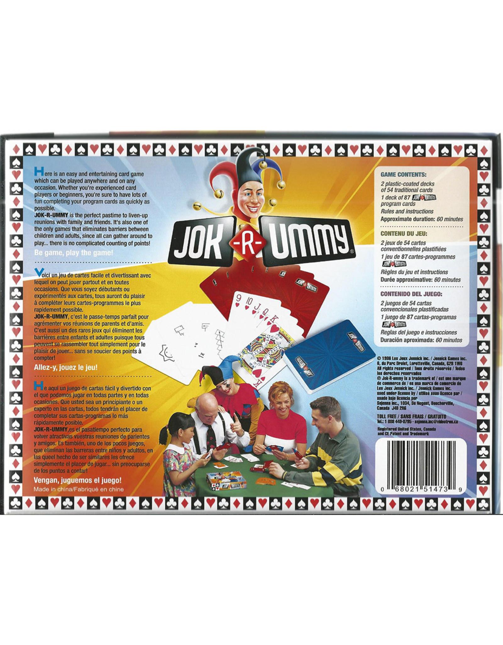 Jok-R-Ummy Game