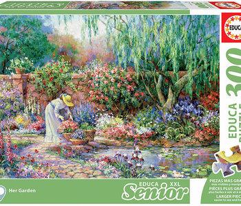 Her Garden 300pc XXL Puzzle