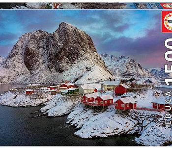 Lofoten Islands Norway 1500pc Puzzle