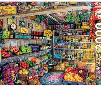 The Farmers Market 2000pc Puzzle