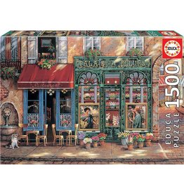 Educa Flower Palace 1500pc Puzzle