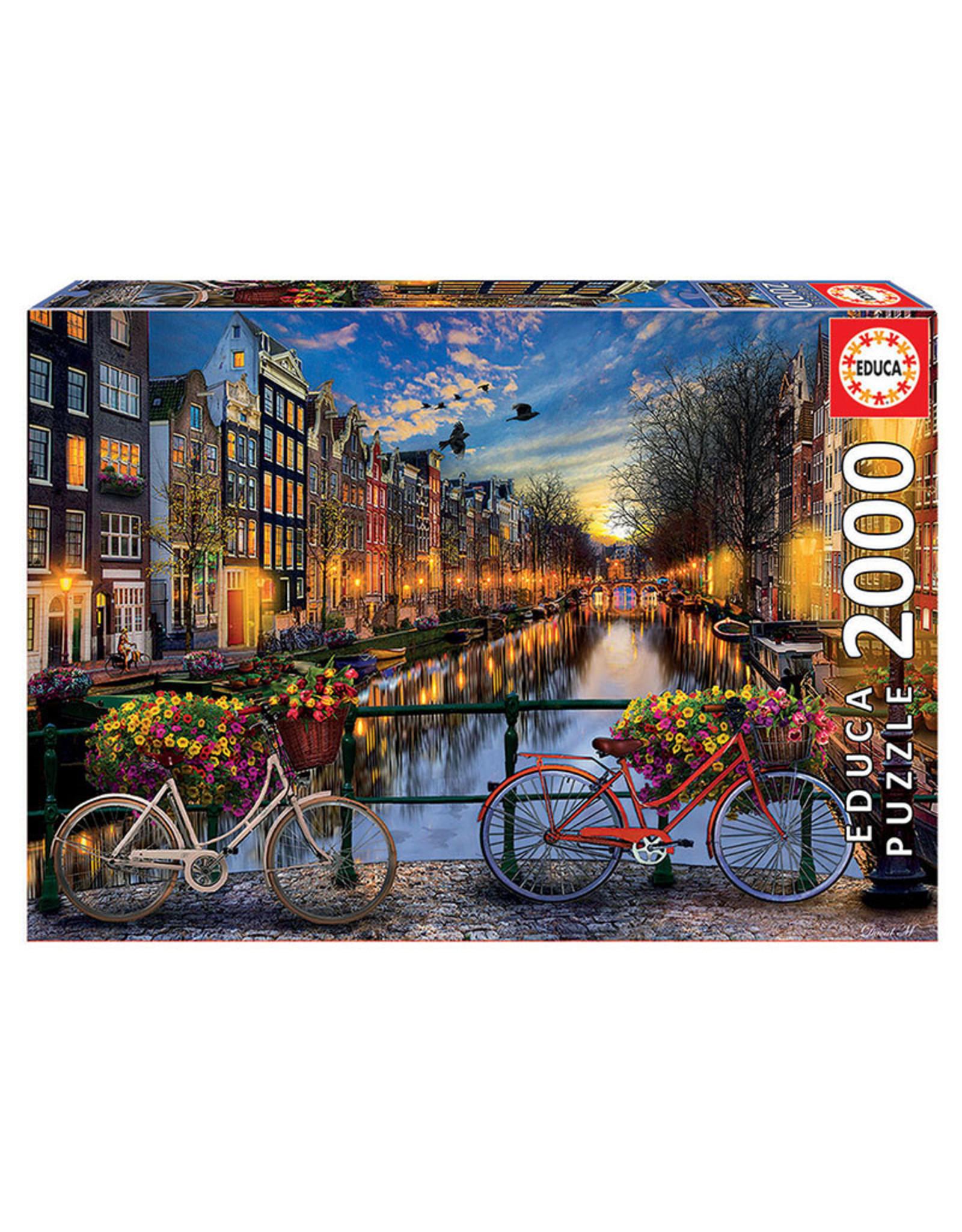 Educa Amsterdam 2000pc Puzzle