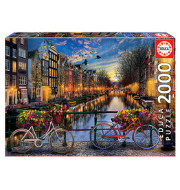 Educa Amsterdam 2000pc Puzzle