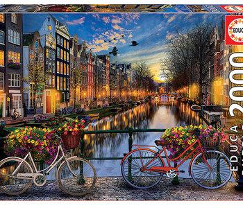 Amsterdam 2000pc Puzzle
