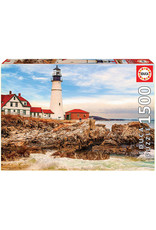 Educa Rocky Lighthouse 1500pc Puzzle
