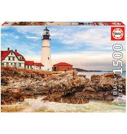 Educa Rocky Lighthouse 1500pc Puzzle