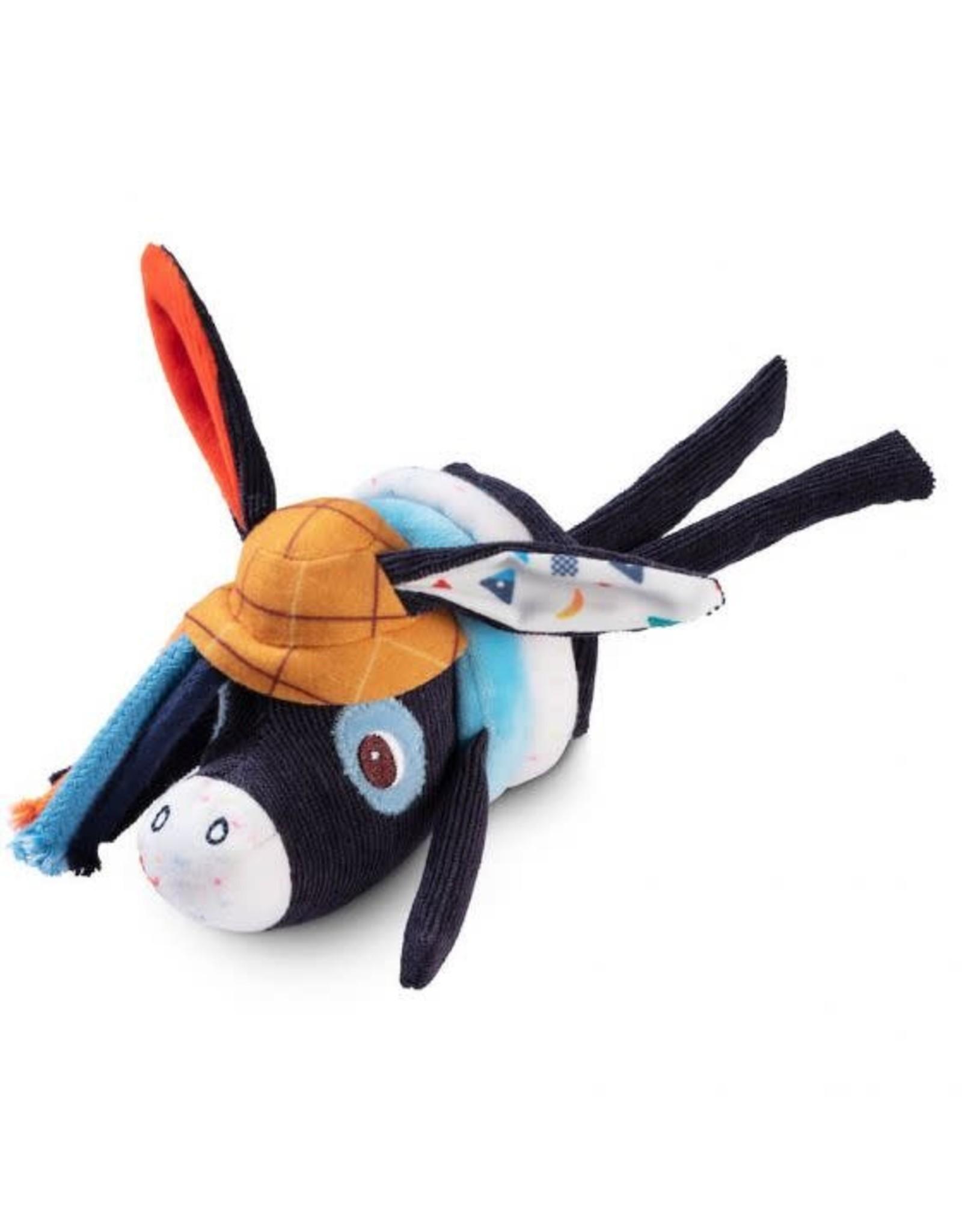 Lilliputiens Mini Dancing Ignace Donkey Activity Toy