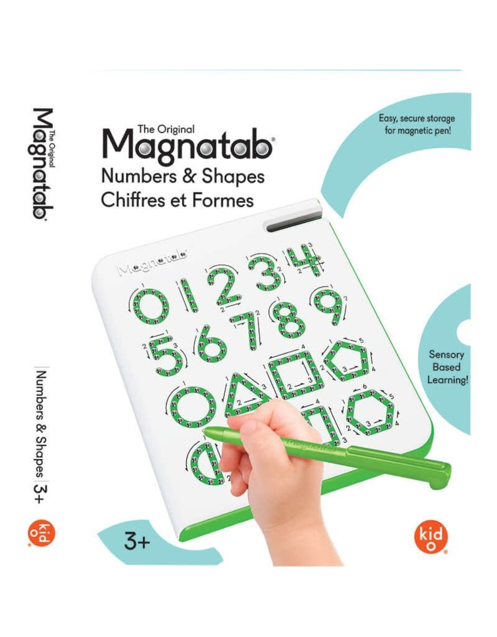 kid o Magnatab Numbers & Shapes