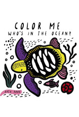 Wee Gallery Wee Gallery Color Me Who's In the Ocean Bath Book