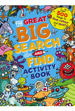 The Great Big Search & Find Activity Book