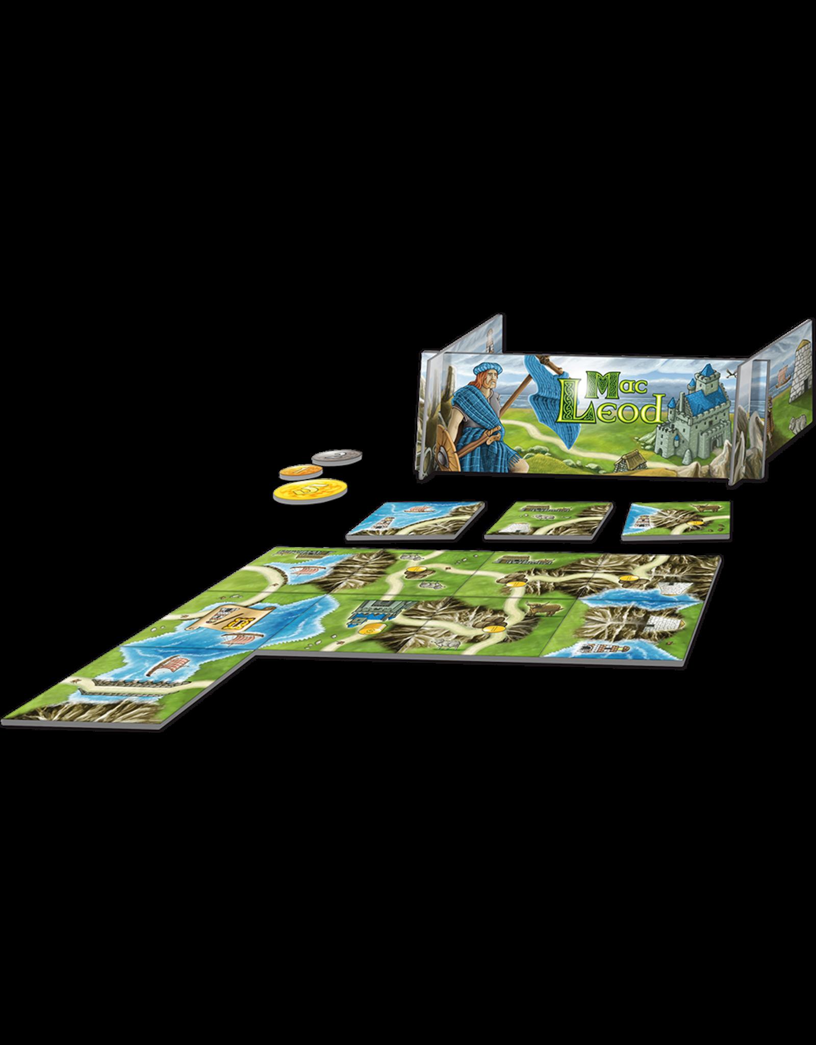Mayfair Games Isle of Skye : From Chieftan to King