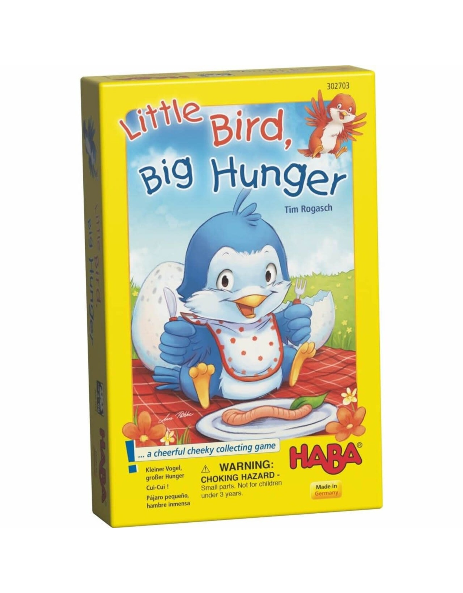 HABA Little Bird, Big Hunger Game