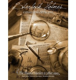 Space Cowboys Sherlock Holmes : Thames Murders and Other Cases