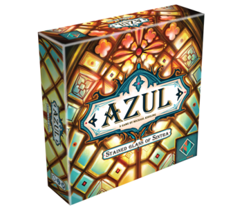 AZUL Stained Galss of Sintra Game