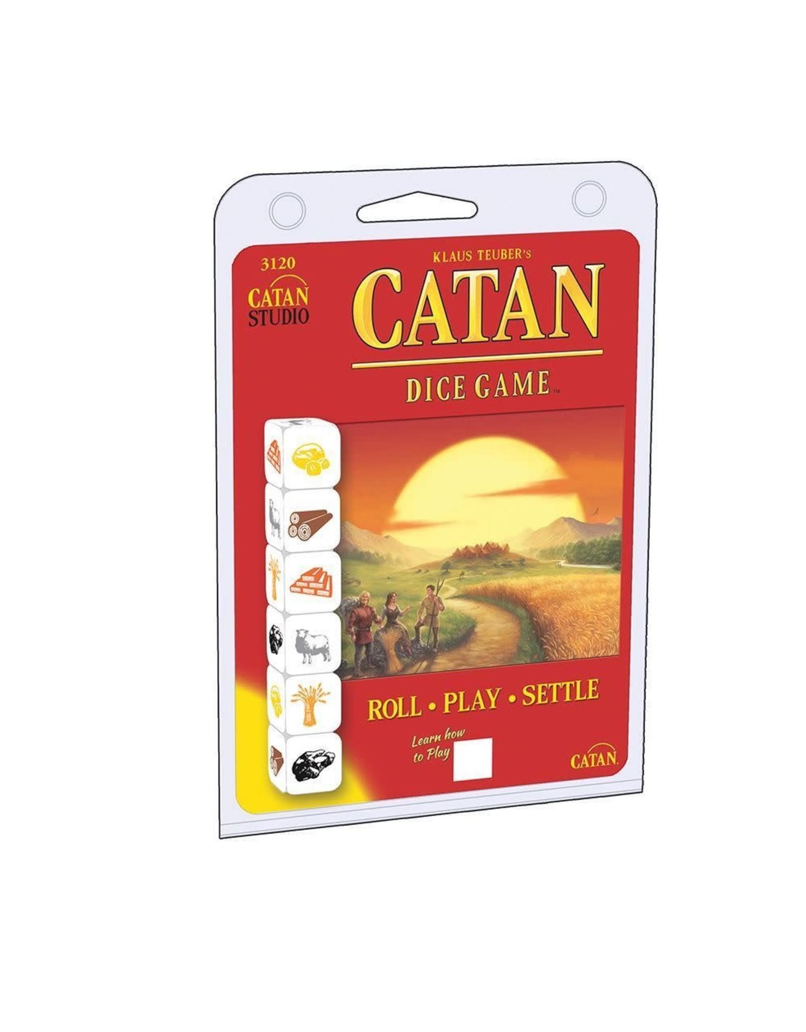 CATAN Catan Dice Game