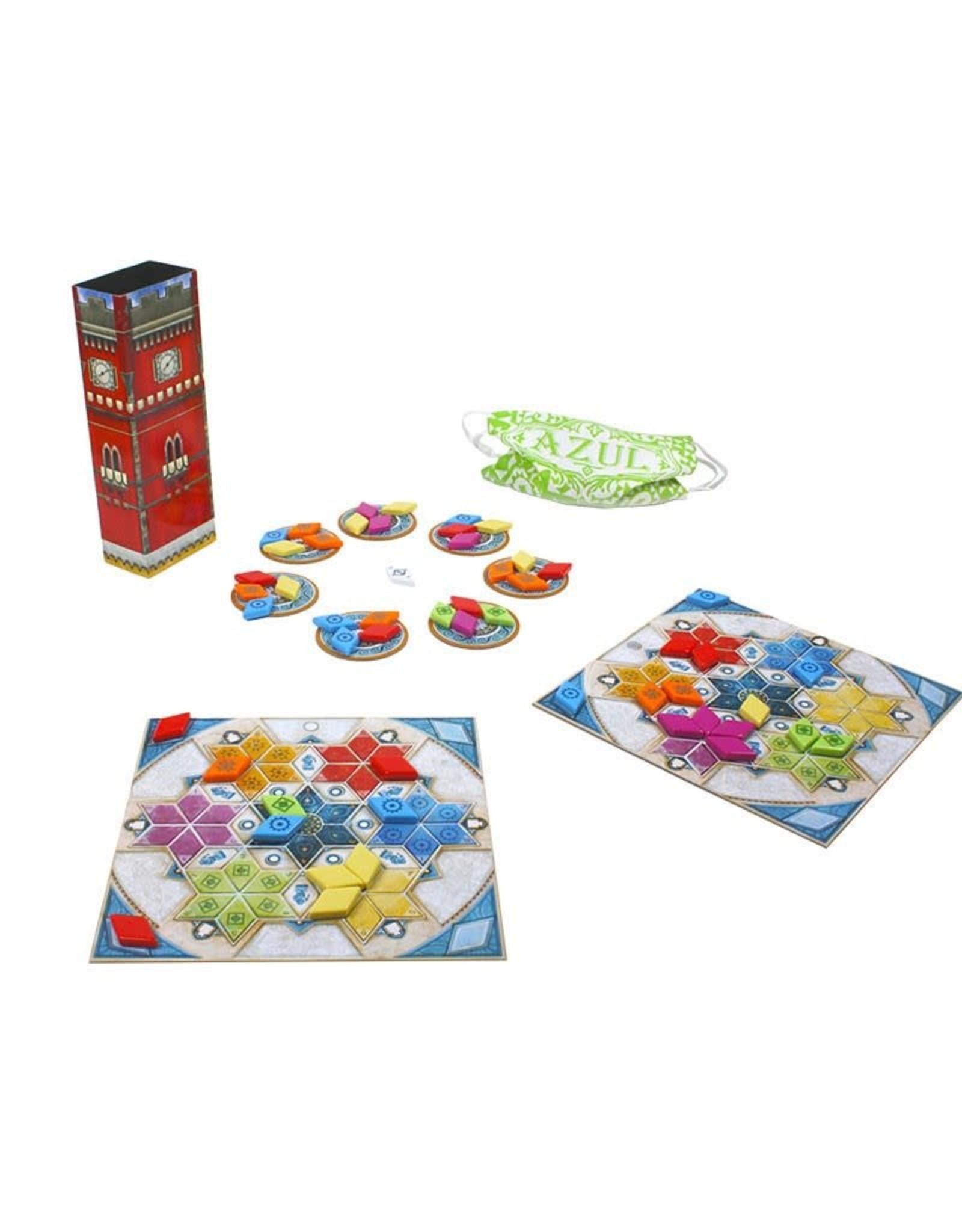 AZUL Summer Pavillion Game
