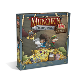 Steve Jackson Games Munchkin Dungeon Side Quest