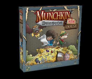 Munchkin Dungeon Side Quest