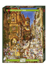 Heye By Day 1000pc Puzzle