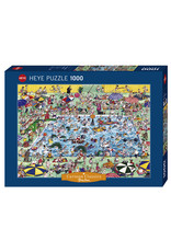 Heye Cool Down 1000pc Puzzle