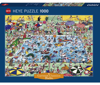 Cool Down 1000pc Puzzle