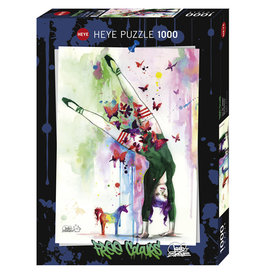 Heye Mini Unicorn 1000pc Puzzle