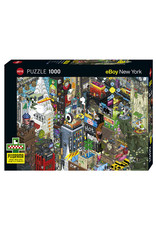 Heye New York Quest 1000pc Puzzle