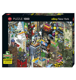 Heye New York Quest 1000pc Puzzle