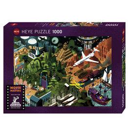 Heye Steven Spielberg Films 1000pc Puzzle